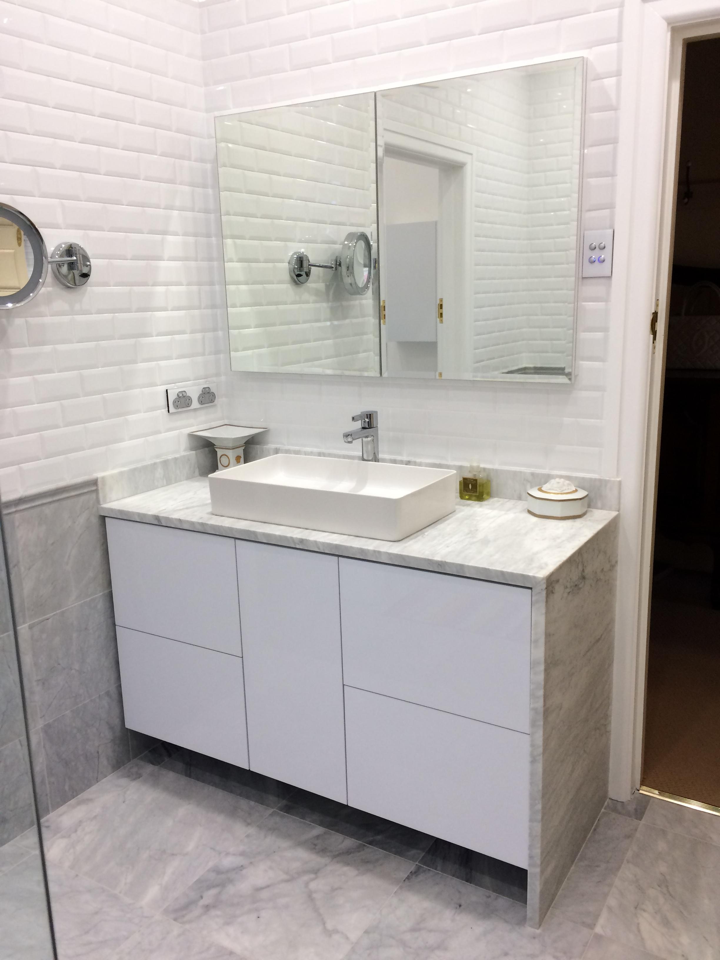 Bathroom and Vanity – Fairlane Cabinet Makers